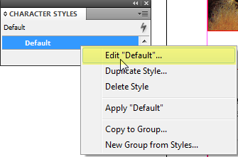 how to set line to overprint indesign